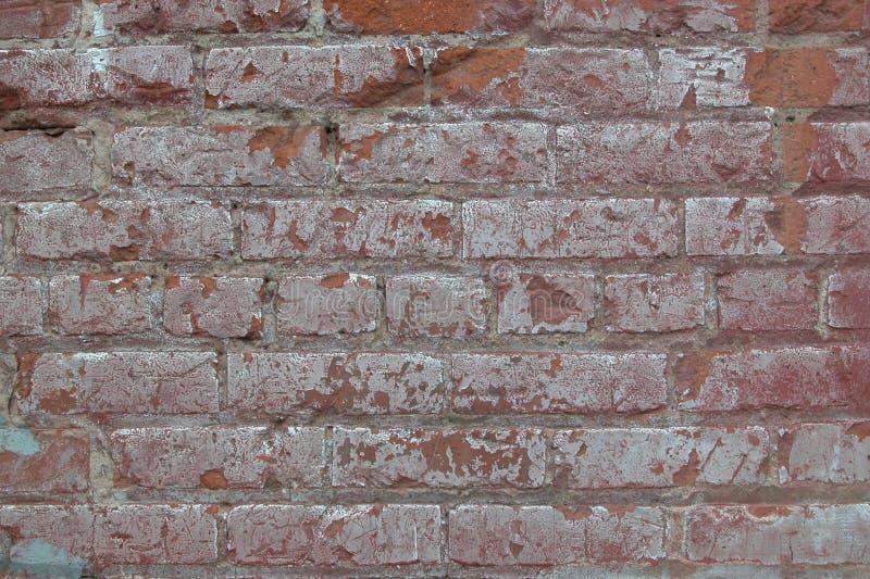 τούβλο ανασκόπησης βρώμι&kappa Στοκ εικόνα με δικαίωμα ελεύθερης χρήσης