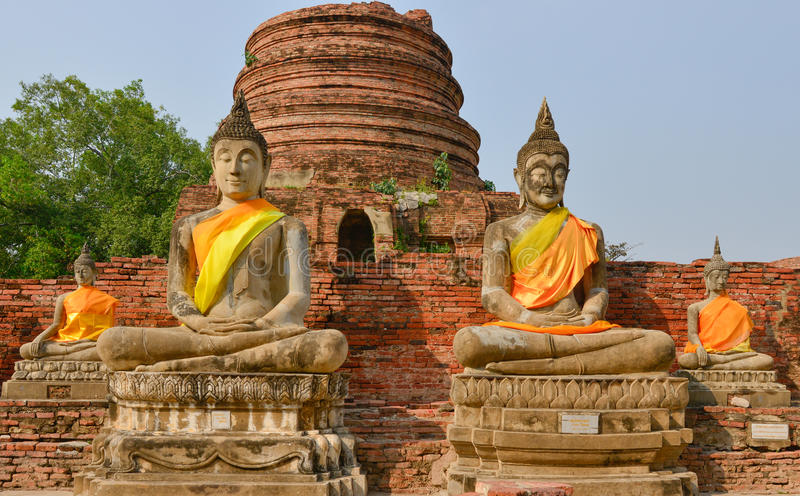 Τούβλο του Βούδα στοκ φωτογραφία