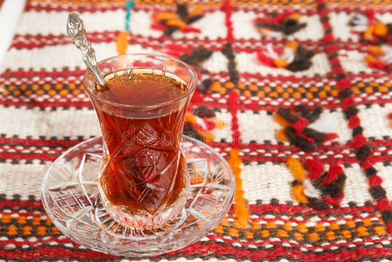 Τούρκος τσαγιού στοκ φωτογραφία