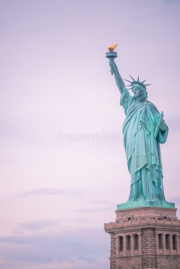 Το άγαλμα της ελευθερίας στοκ φωτογραφία