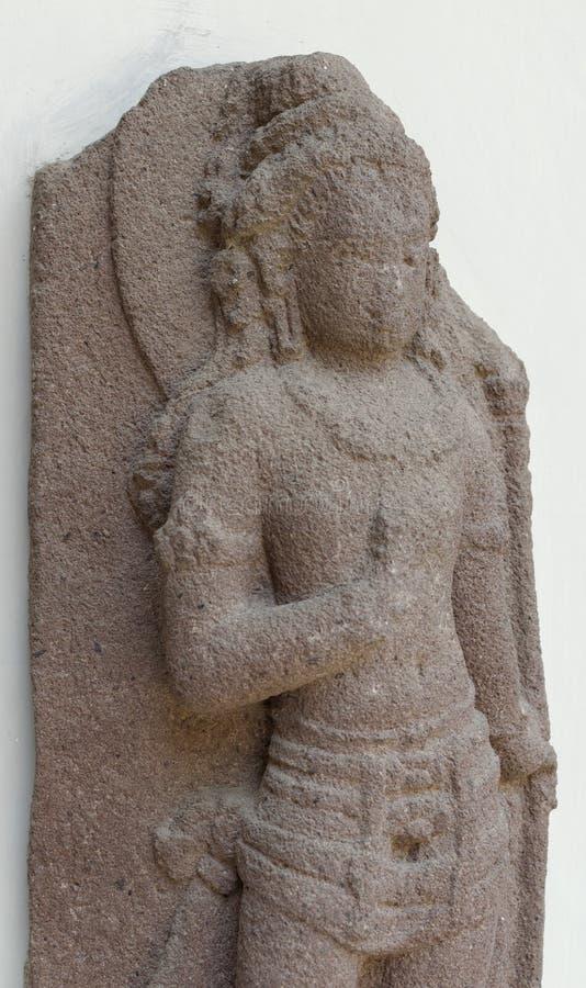 Το άγαλμα Parvati στοκ εικόνες
