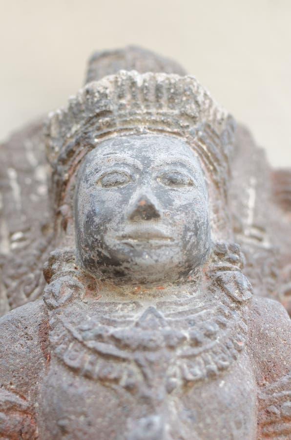 Το άγαλμα Shiva στοκ φωτογραφία με δικαίωμα ελεύθερης χρήσης