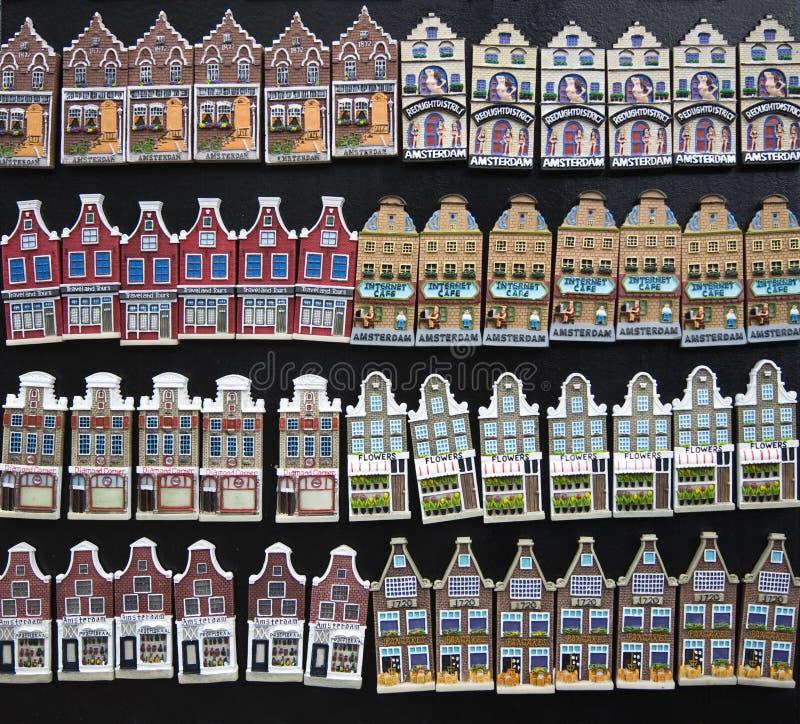 το Άμστερνταμ στεγάζει τα στοκ φωτογραφίες