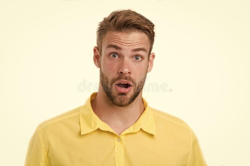 Το άτομο με τη γενειάδα ή τον αξύριστο τύπο φαίνεται όμορφο και καλά καλλωπισμένο Γενειοφόρες και ελκυστικές προσοχές τύπων για τ στοκ εικόνες με δικαίωμα ελεύθερης χρήσης