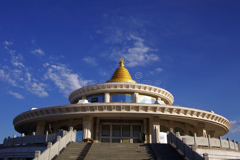 Το έπος του παλατιού Jangar στοκ φωτογραφίες