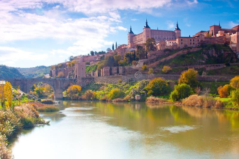 Τολέδο Ισπανία στοκ φωτογραφία