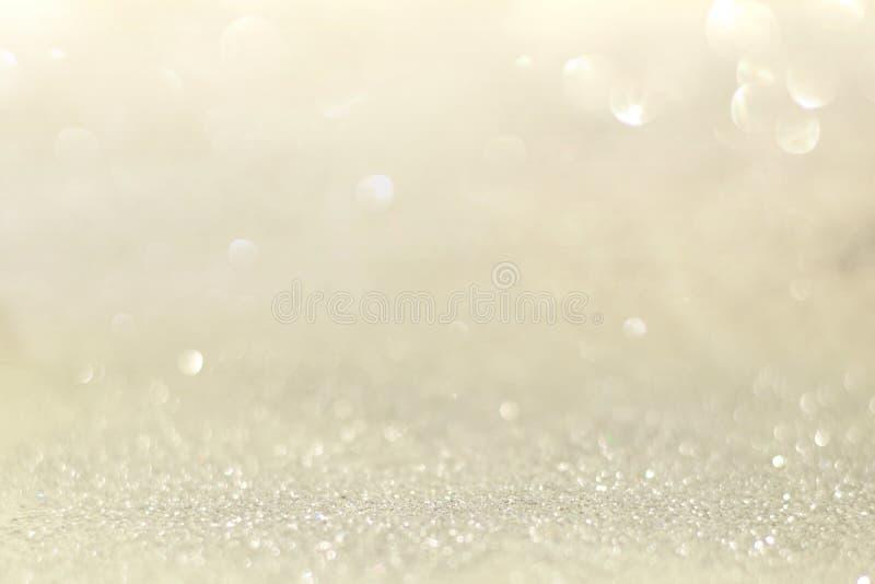 Το ασήμι ακτινοβολεί καμμένος υπόβαθρο διακοπών στοκ φωτογραφίες