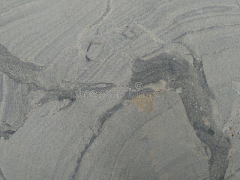 Το αυλάκι ενός βράχου στοκ εικόνες
