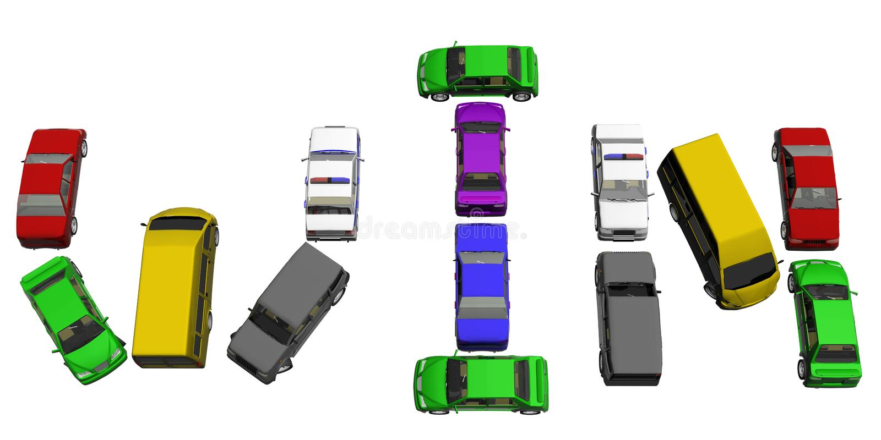 το αυτοκίνητο κερδίζει απεικόνιση αποθεμάτων