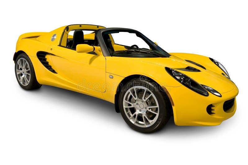 το αυτοκίνητο ο αθλητι&sigm στοκ εικόνα