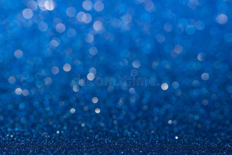 Το αφηρημένο μπλε που λαμπιρίζει ακτινοβολεί προοπτική τοίχων και πατωμάτων backg στοκ εικόνα με δικαίωμα ελεύθερης χρήσης
