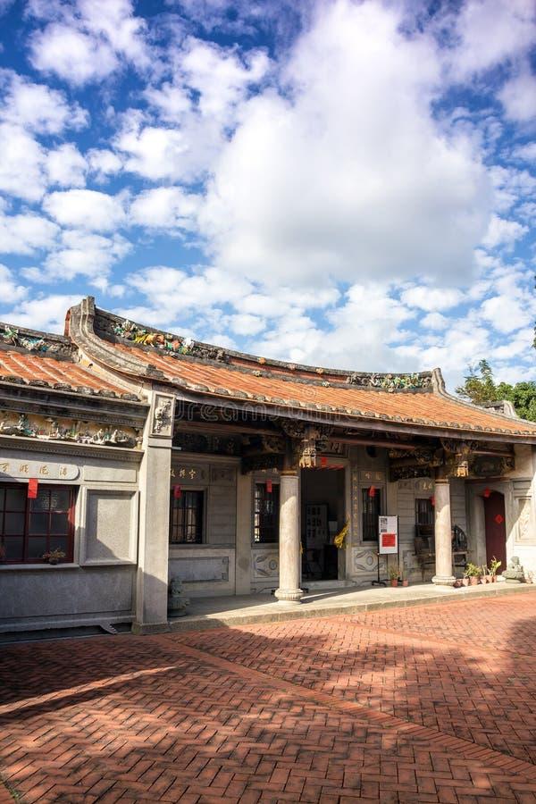 Το λαϊκό Μουσείο Τέχνης της πόλης Pingtung, Ταϊβάν στοκ φωτογραφία με δικαίωμα ελεύθερης χρήσης
