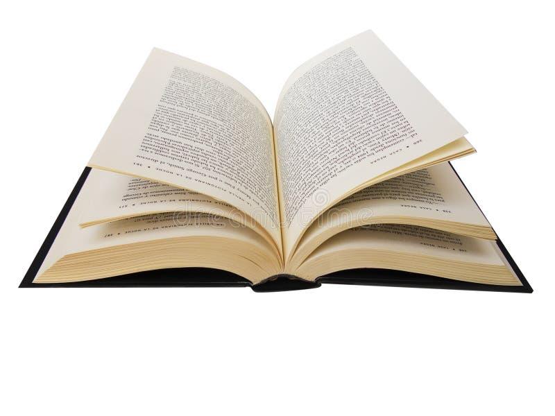 το βιβλίο απομόνωσε το α&nu στοκ φωτογραφίες