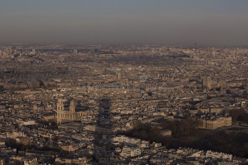 Το βόρειο τμήμα του Παρισιού στοκ φωτογραφία