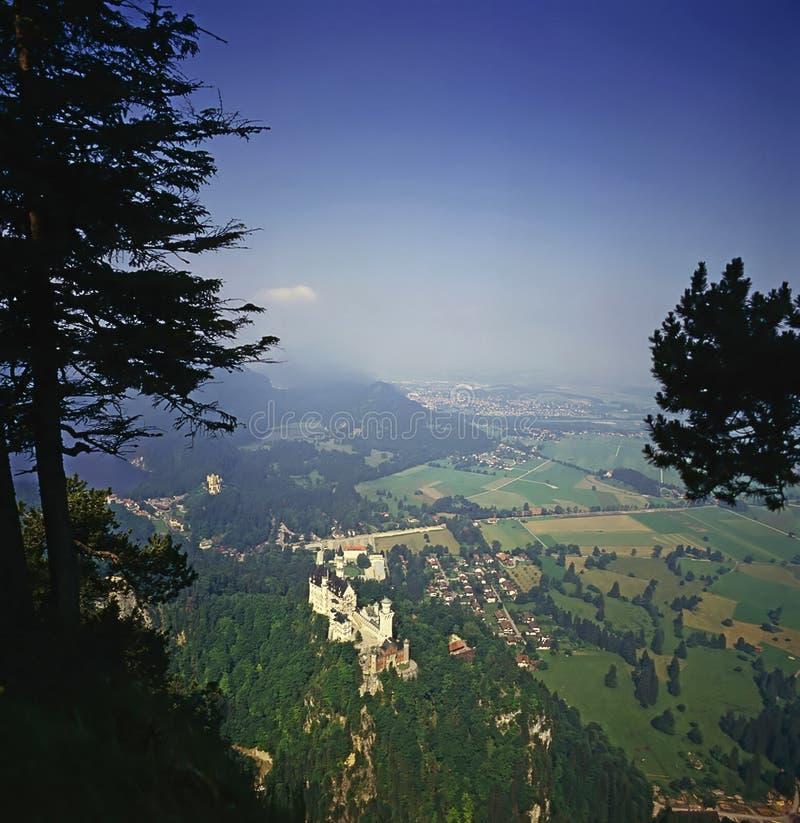 Το γερμανικό Castle στοκ εικόνες