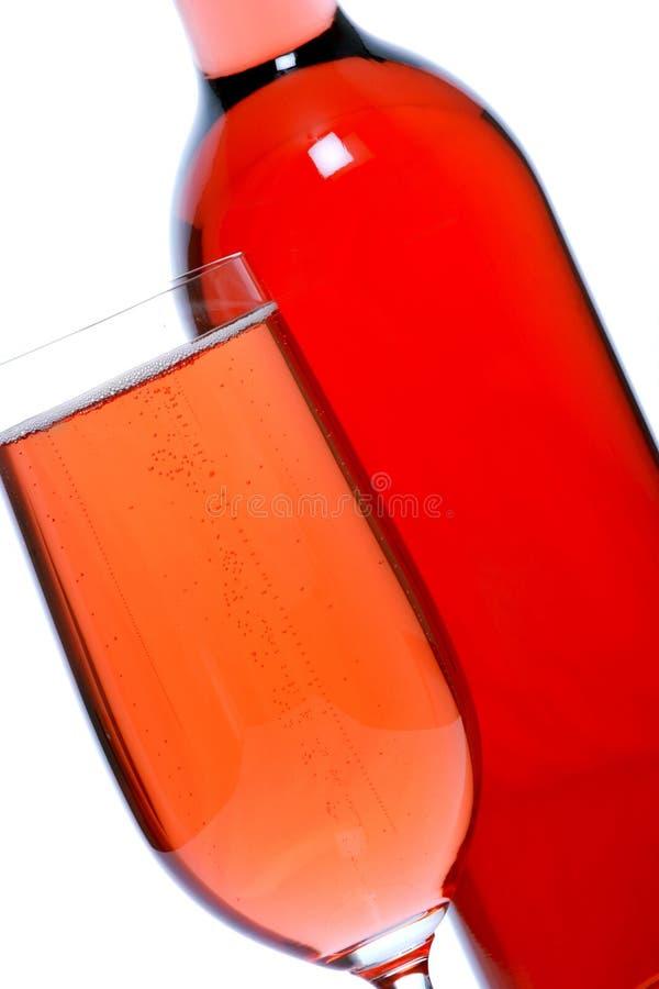 το γυαλί μπουκαλιών αυξή& στοκ φωτογραφίες