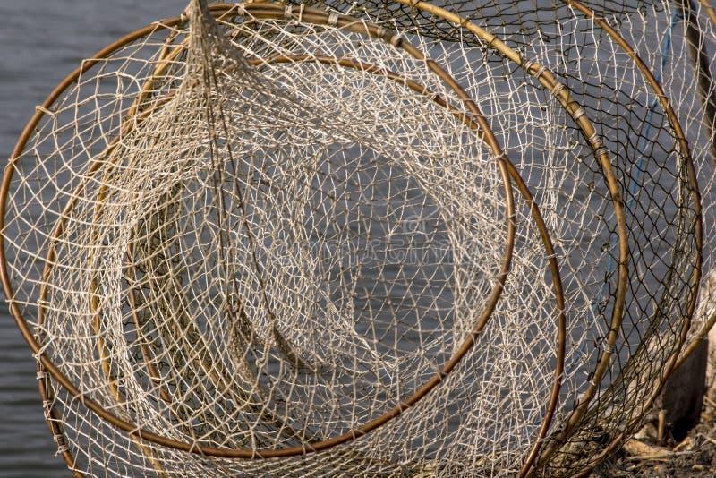 Το δίχτυ του ψαρέματος στοκ φωτογραφίες με δικαίωμα ελεύθερης χρήσης