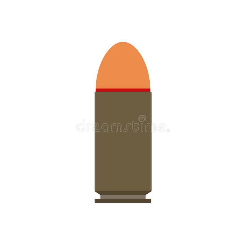 Το διανυσματικό πυροβόλο όπλο σφαιρών απομόνωσε το στρατιωτικό μέταλλο τρυπών απεικόνισης Πόλεμος απεικόνιση αποθεμάτων