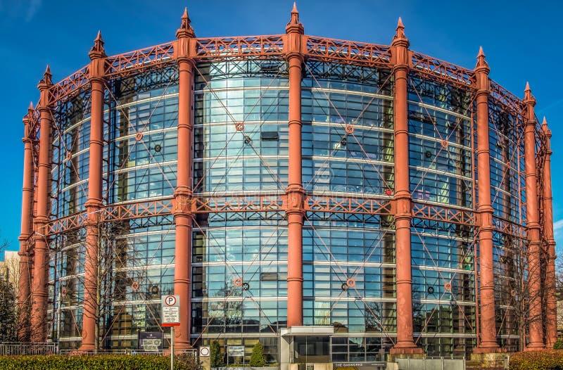 Το δουβλίνο-κτήριο συμμαχίας στοκ φωτογραφία με δικαίωμα ελεύθερης χρήσης