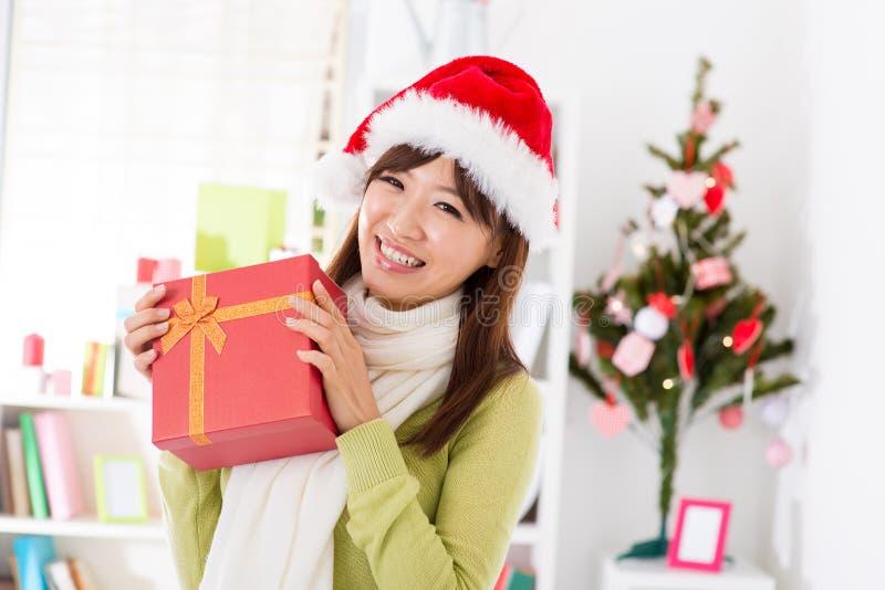 Το δώρο Χριστουγέννων μου στοκ φωτογραφίες με δικαίωμα ελεύθερης χρήσης
