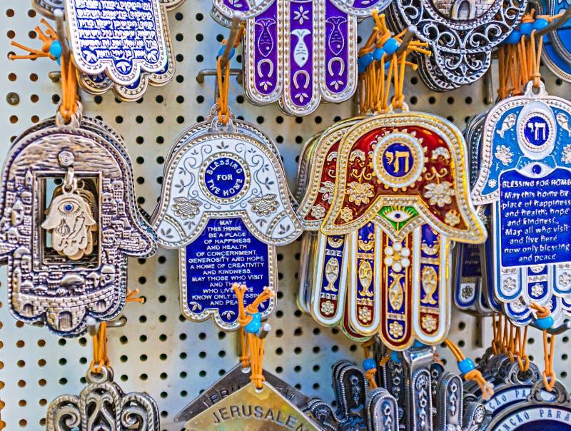 Το εβραϊκό hamsa στοκ φωτογραφία με δικαίωμα ελεύθερης χρήσης