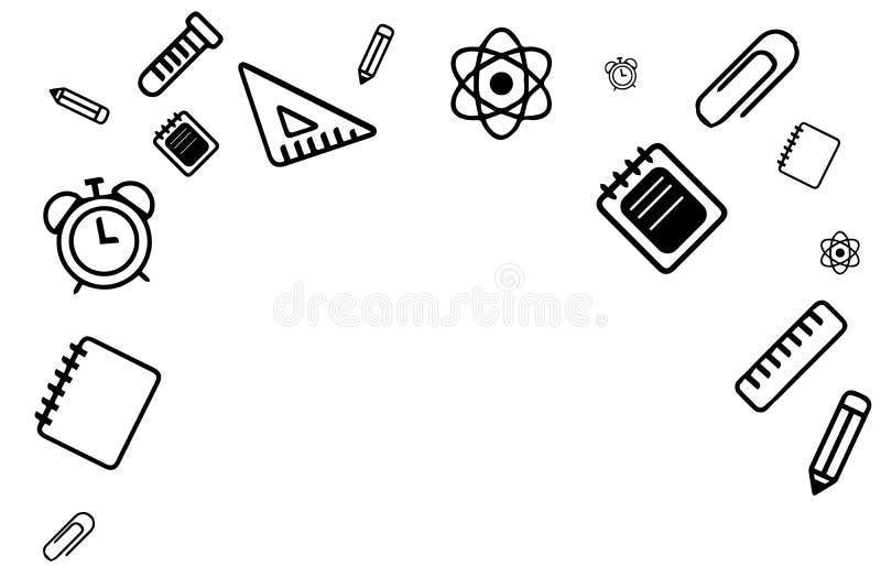 Το επίπεδο σχεδίου διαστημικό κείμενο αντιγράφων προτύπων έννοιας επιχειρησιακής διανυσματικό απεικόνισης δημιουργικό για την προ διανυσματική απεικόνιση