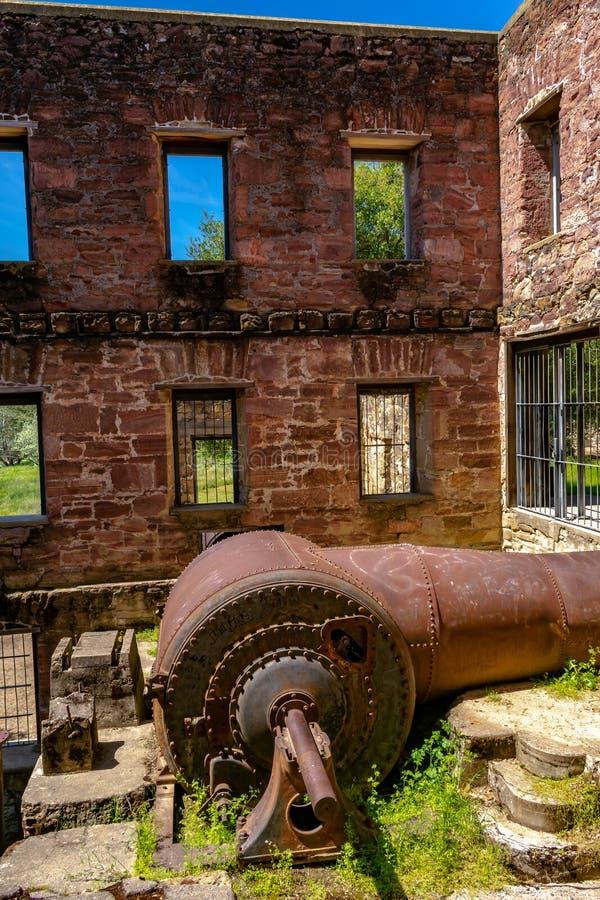 Το Εργοστάσιο Παραγωγής Ηλεκτρικής Ενέργειας Του Νάιτ Φέρι στοκ φωτογραφίες με δικαίωμα ελεύθερης χρήσης