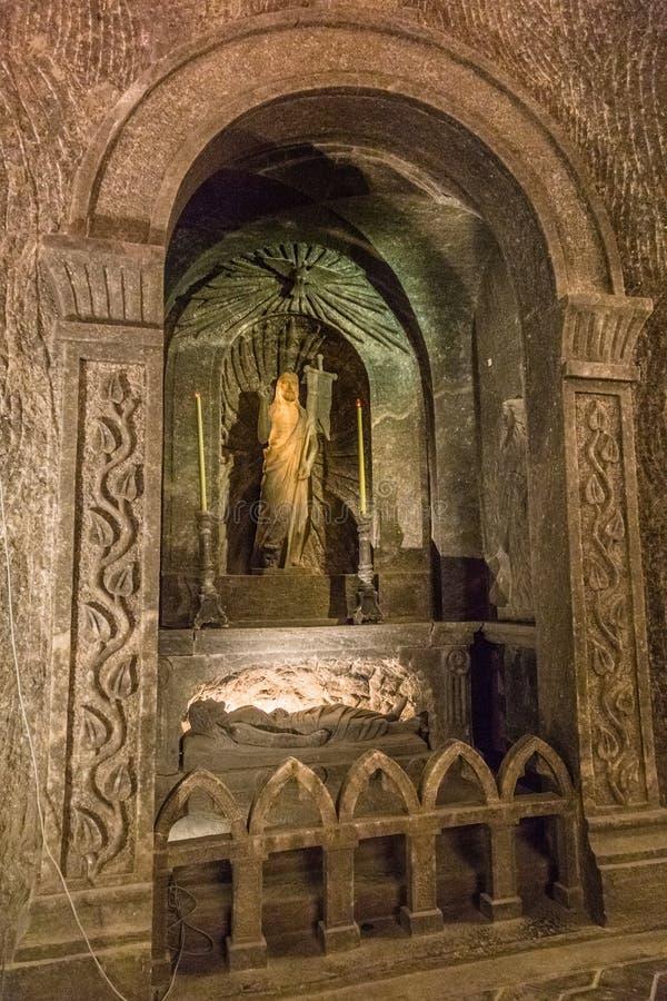 Το εσωτερικό του παλαιού κτηρίου στοκ φωτογραφίες
