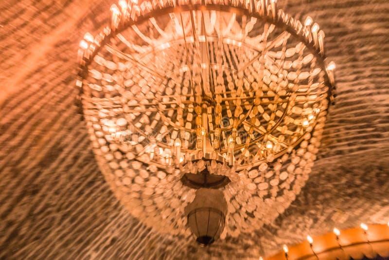 Το εσωτερικό του παλαιού κτηρίου στοκ εικόνα