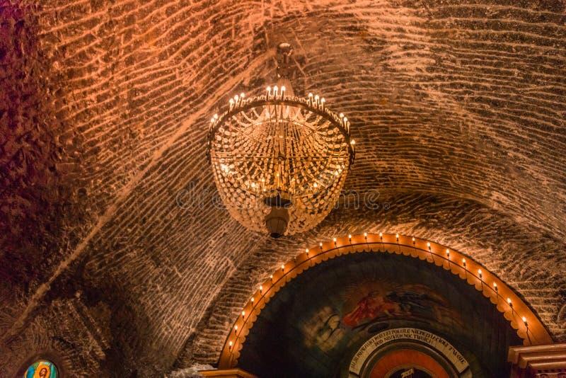 Το εσωτερικό του παλαιού κτηρίου στοκ εικόνες