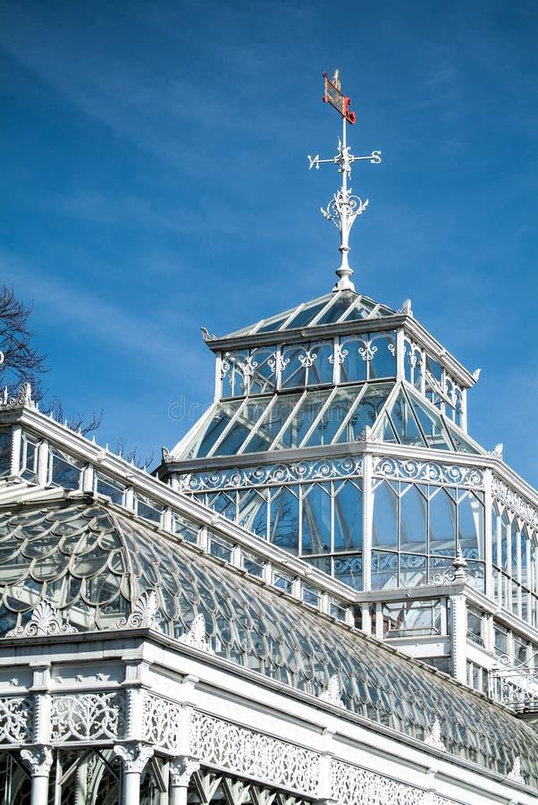 Το θερμοκήπιο μουσείων Horniman στοκ εικόνες με δικαίωμα ελεύθερης χρήσης