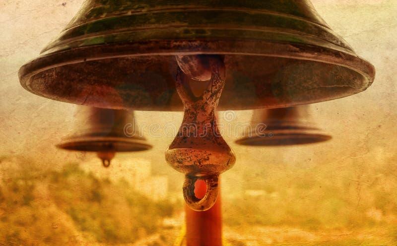 Το ιερό ινδό κουδούνι στοκ φωτογραφία με δικαίωμα ελεύθερης χρήσης