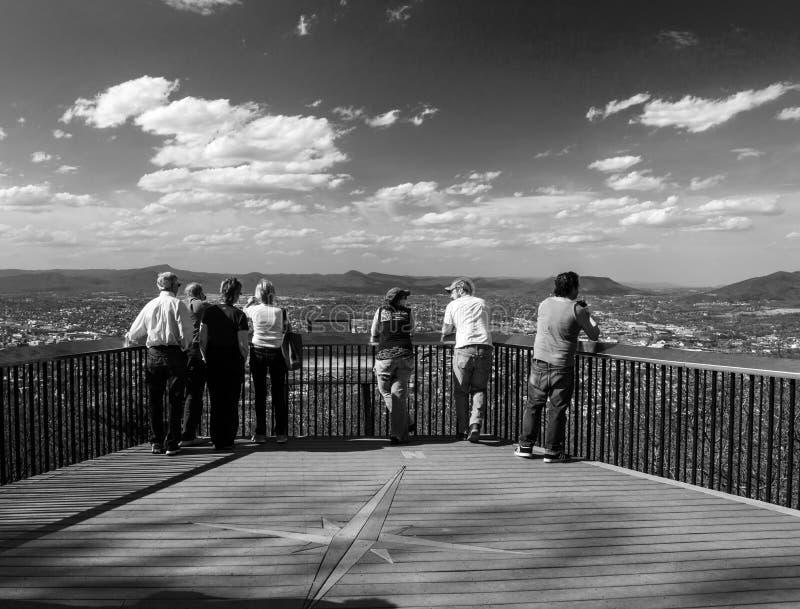 Το ιστορικό αστέρι Roanoke αγνοεί στοκ φωτογραφίες με δικαίωμα ελεύθερης χρήσης