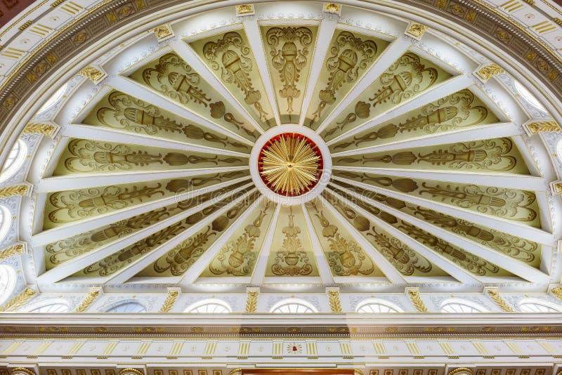 Το ιστορικό εθνικό παλάτι στοκ εικόνες με δικαίωμα ελεύθερης χρήσης