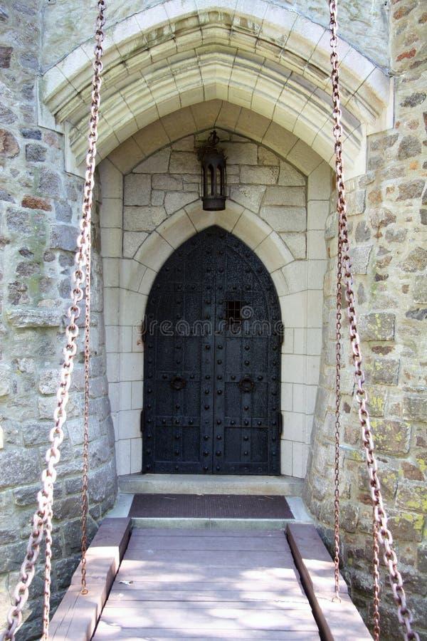 το κάστρο γεφυρών σύρει hammond &t στοκ εικόνα με δικαίωμα ελεύθερης χρήσης