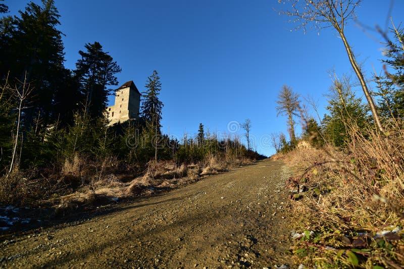 Το κάστρο KaÅ ¡ perk στοκ φωτογραφία