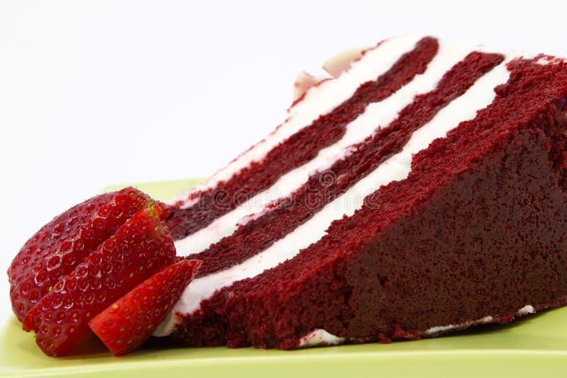το κέικ διακόσμησε το κόκ&k στοκ εικόνα με δικαίωμα ελεύθερης χρήσης