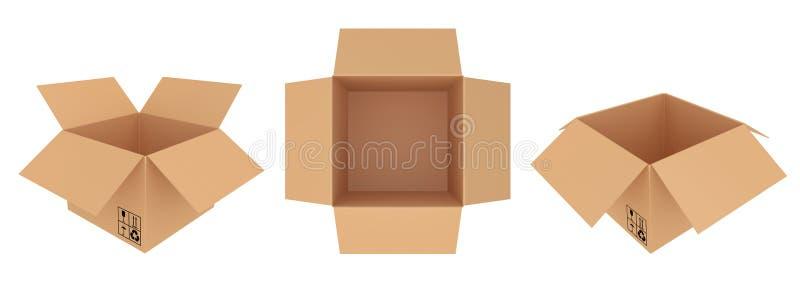 Το καθορισμένο λευκό μπορεί βάζο που απομονώνεται στο υπόβαθρο τρισδιάστατη απόδοση διανυσματική απεικόνιση
