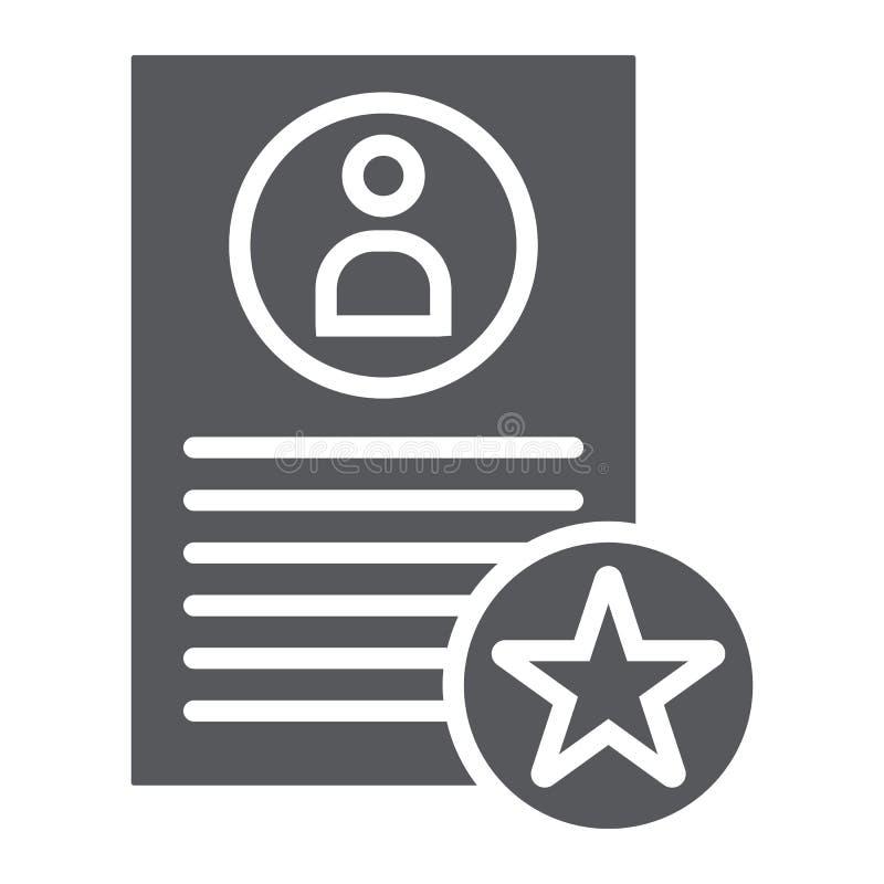 Το καλύτερο εικονίδιο, η εργασία και η στρατολόγηση προτάσεων glyph, επαν απεικόνιση αποθεμάτων