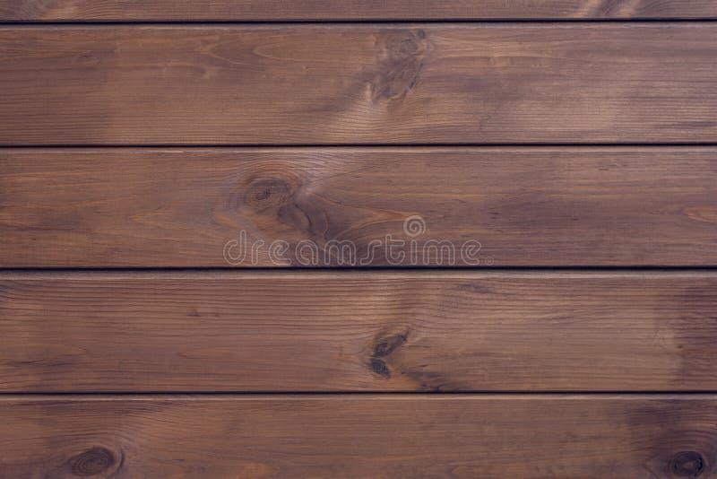 Το καφετί ξύλινο υπόβαθρο της οριζόντιας όμορφης ιδανικής τέλειας ομαλής ξύλινης οριζόντιας επιφάνειας σανίδων το αντίγραφο υποβά στοκ φωτογραφία με δικαίωμα ελεύθερης χρήσης