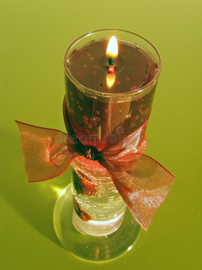 το κερί απομόνωσε το κόκκ&i στοκ εικόνες με δικαίωμα ελεύθερης χρήσης