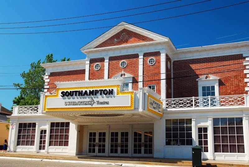 Το κινηματογραφικό θέατρο Southampton στοκ εικόνες