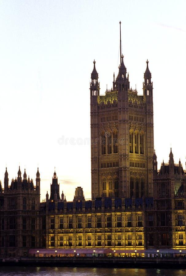 το Κοινοβούλιο του Λονδίνου στοκ φωτογραφία με δικαίωμα ελεύθερης χρήσης