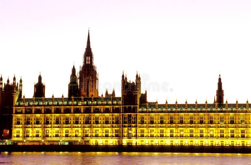 το Κοινοβούλιο του Λ&omicron στοκ φωτογραφίες
