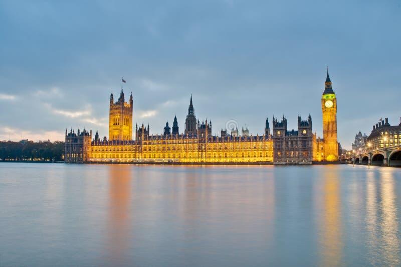 το Κοινοβούλιο του Λο στοκ φωτογραφία με δικαίωμα ελεύθερης χρήσης