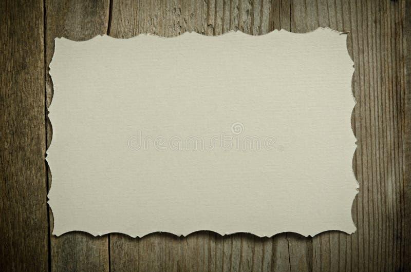 Το κομμάτι της παλαιάς Λευκής Βίβλου στοκ φωτογραφία με δικαίωμα ελεύθερης χρήσης