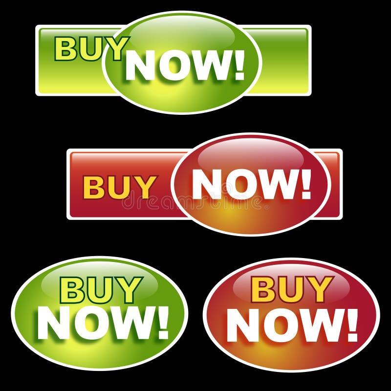 το κουμπί αγοράζει τώρα ελεύθερη απεικόνιση δικαιώματος