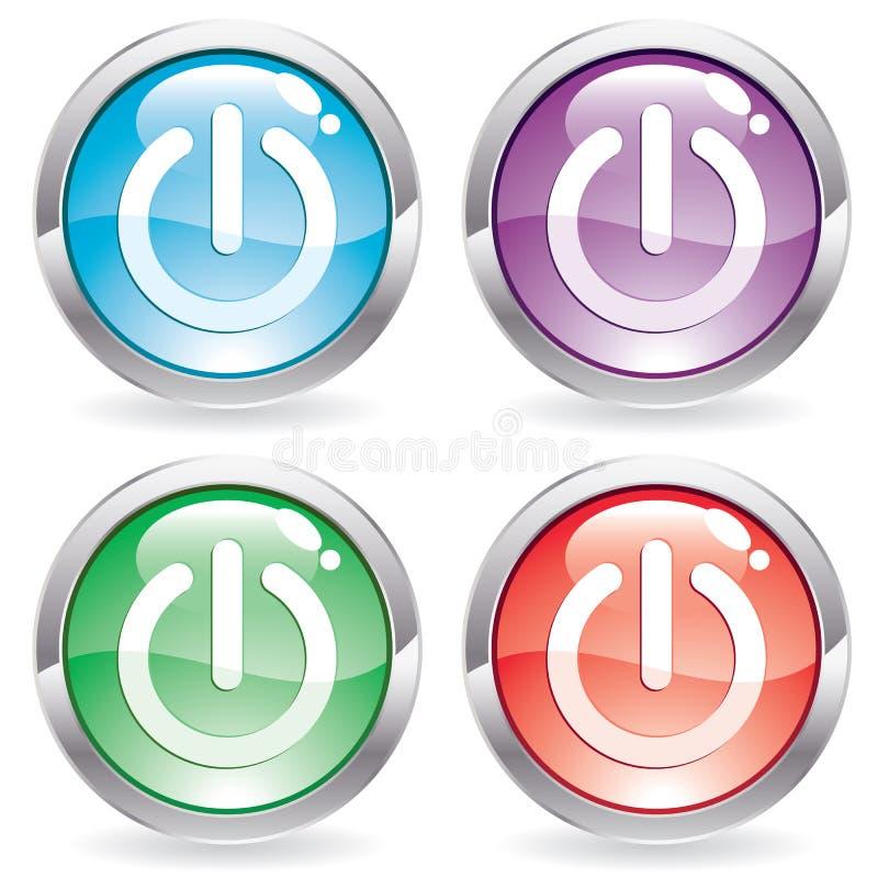 το κουμπί σχολιάζει τον &ka διανυσματική απεικόνιση