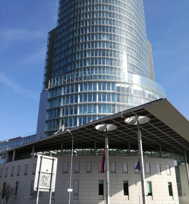 Το κτήριο στοκ φωτογραφίες με δικαίωμα ελεύθερης χρήσης