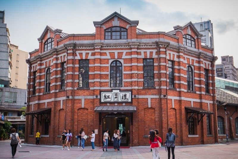 Το κόκκινο θέατρο σπιτιών στοκ φωτογραφία με δικαίωμα ελεύθερης χρήσης